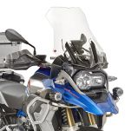 Bulle pare-brise 5124DT GIVI incolore pour BMW R1200GS 2013 et +