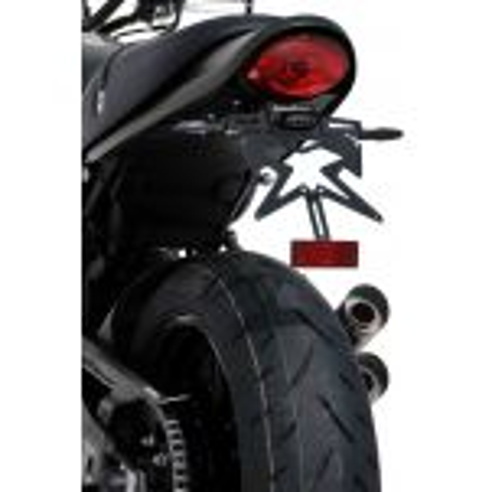 Support de plaque déporté Ermax pour Kawasaki Z950RS 2018 et +