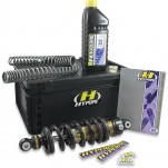 Kit Streetbox Hyperpro pour Honda NC 700/750 X Crossover 2012-2013 et NC 750 X 2013-2015