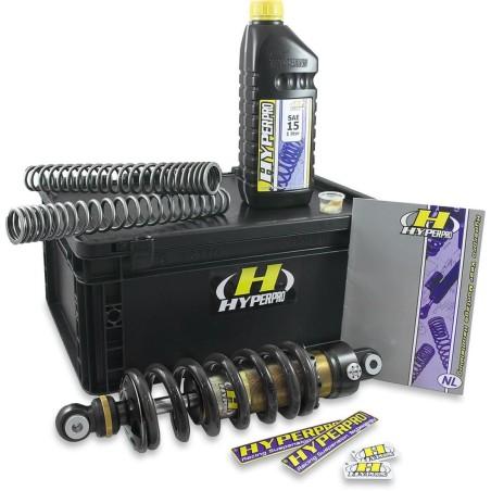 Kit Streetbox Hyperpro pour Kawasaki KLE 650 VERSYS 2007-2012