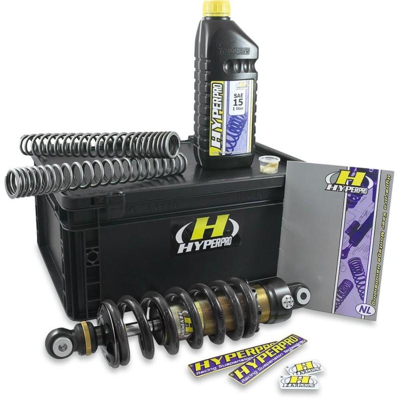 Kit Streetbox Hyperpro pour Suzuki GSF 1200 Bandit 2001-2006
