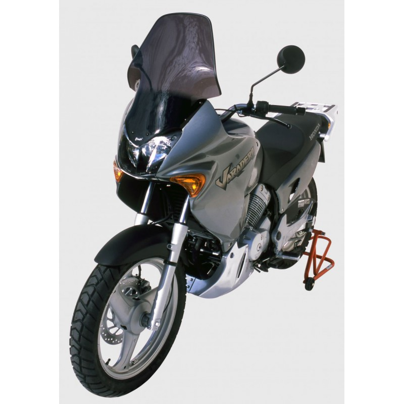 bulle haute protection ermax 55cm honda xlv125 varadero 2001 2006 tech2roo. Black Bedroom Furniture Sets. Home Design Ideas