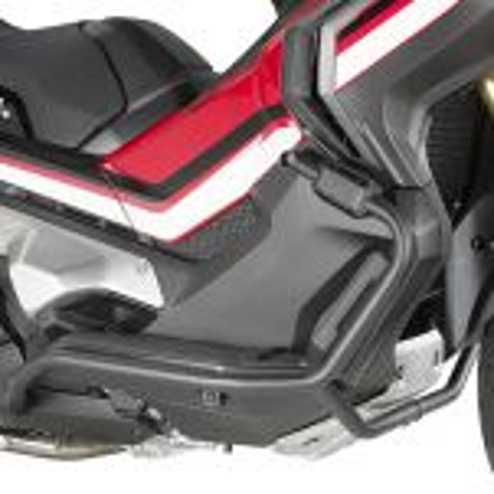 Crashbars Pare-carters tubulaires spécifiques TN1156 GIVI pour Honda XADV 750 2017