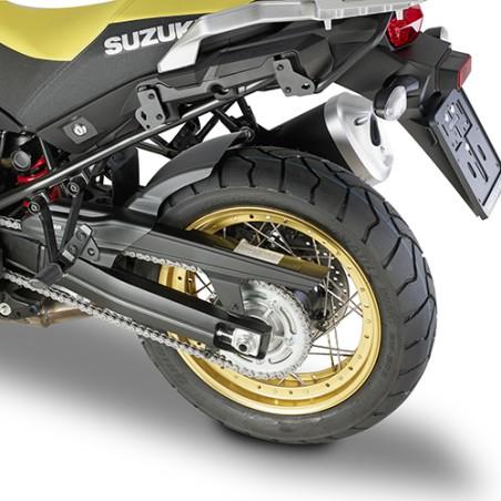Passage de roue spécifique MG3114 GIVI en ABS couleur noire pour Suzuki DL1000 VStrom 2017 et +