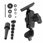 Support universel guidon - TG Bike Kit Ram Mount