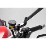 Extension de retroviseur Ducati Monster (17-). Droite/Droite. M8x1,25.