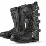 Bottes moto Homme ICON Elsinore