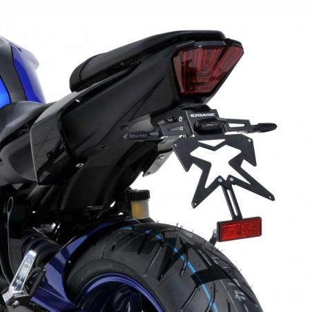 Support de plaque déporté Ermax pour Yamaha MT07 2018 et +