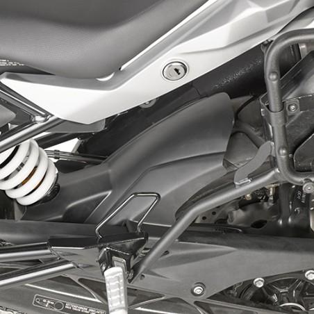 Passage de roue, pare-chaine spécifique MG5126 GIVI pour BMW G310GS 2017 et +