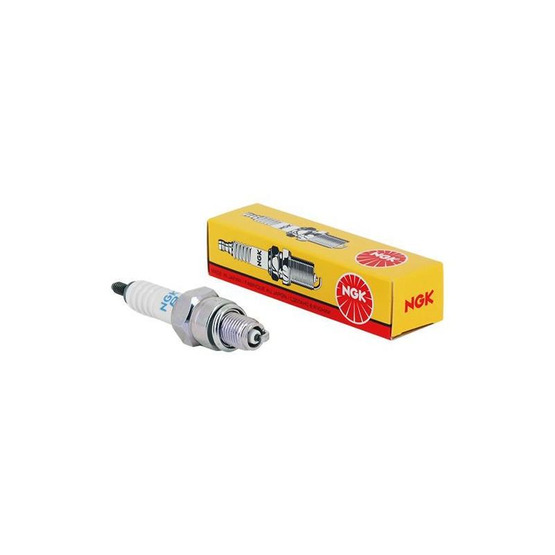 Ngk - Bougie d'allumage CR9EK Ø10mm Longueur Culot: 19mm 2 Électrodes Semi-Surfacique - Tige Filetée