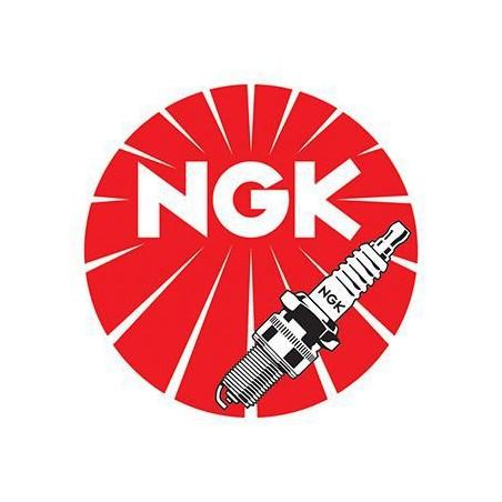 Ngk - Bougie d'allumage BKR6E Ø14mm Longueur Culot: 19mm Clé: 16mm - Olive Monobloc