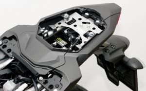 Quick shifter Easy : taille du boitier dans le coffre de la moto
